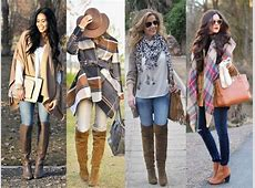 Winter Street styles trends 2016 – Just Trendy Girls