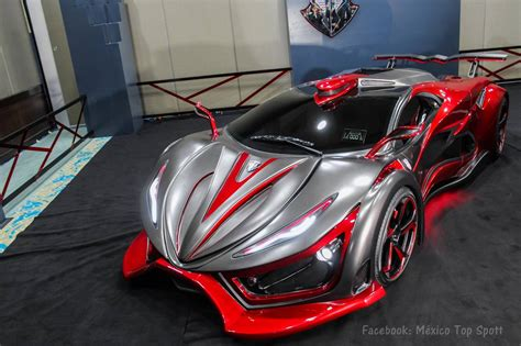 New Mexican Inferno Supercar Revealed With 1400 Hp Gtspirit