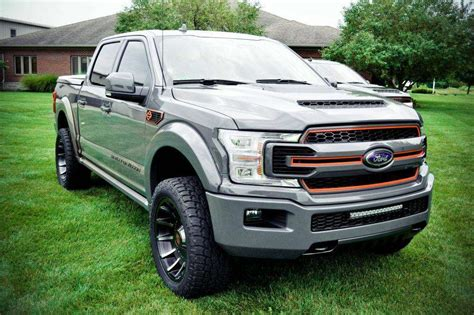 2019 Ford 150 Truck by Custom Harley Davidson Ford F 150 Is Back For 2019