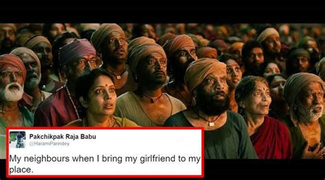 This scene from Baahubali 2 has become a meme on Twitter ...