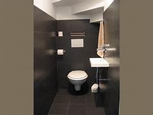 Belle deco toilettes sous escalier deco toilettes sous for Idee deco sous escalier