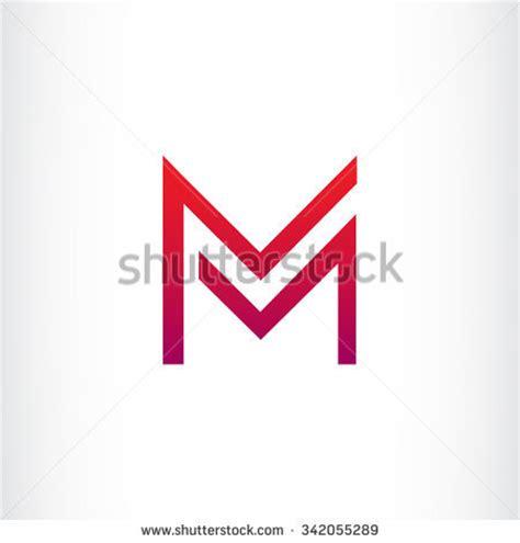letter m logos by logoants letter m logo 库存矢量图 342055289 50223