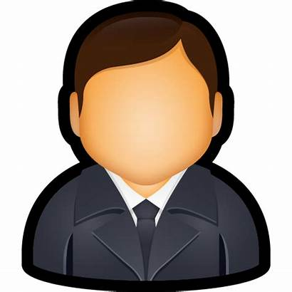 User Executive Icon Manager Account Administrator Icons