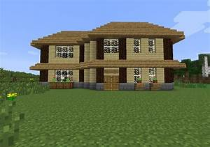 Video De Minecraft Maison : tuto2 comment faire une belle maison dans minecraft youtube ~ Zukunftsfamilie.com Idées de Décoration