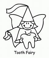Coloring Pages Preschool Teeth Tooth Dental Sheets Popular sketch template
