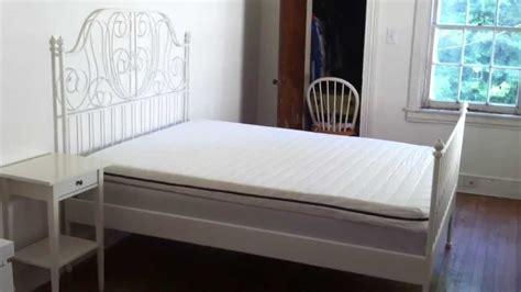 Leirvik Bed Frame by Ikea Leirvik Bed Frame Interior Exterior Homie