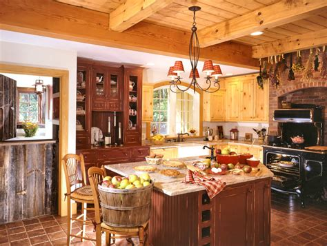cabinet in the kitchen mismatched cabinets timberpeg timber frame post and beam 5066
