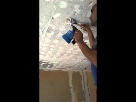 coller plaque de platre au plafond 28 images suivi de travaux de construction des enduits en
