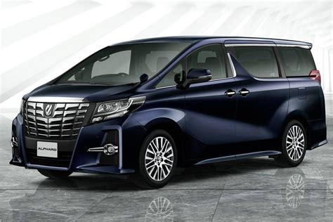 Toyota Alphard 2019 by 2019 Toyota Alphard Auto Car Update