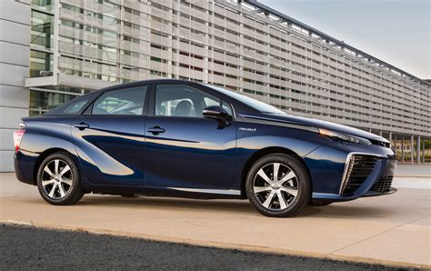 Electric Cars 2016 Prices by 2016 Toyota Mirai Priced At 57 500 With 499 Monthly Lease