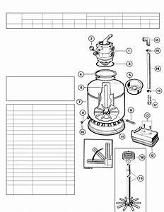 Page 2 Of Hayward Pools Swimming Pool Filter S166t User