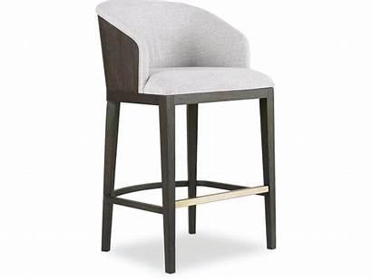 Bar Upholstered Stool Furniture Hooker Curata Stools