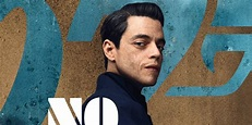 No Time to Die Movie Posters Highlight New James Bond Villain