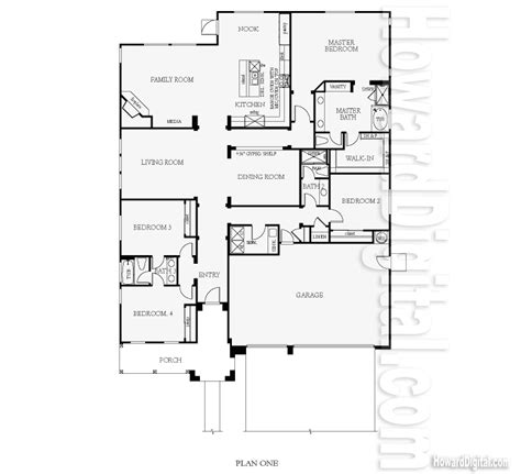Centex Homes Floor Plans 1999 by Home Ideas