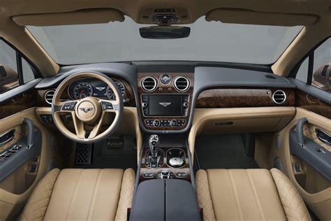 new bentley interior bentley bentayga suv officially revealed it 39 s uber
