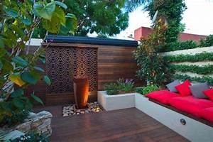 Echelle Decorative Casa : dise o de jardines peque os como decorarlos con encanto ~ Teatrodelosmanantiales.com Idées de Décoration