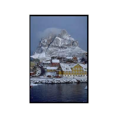 Uummannaq Greenland Photo