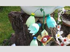 Making Plastic Bottle Garden Decoration Diy Home – Modern