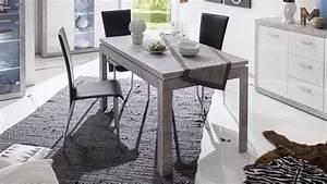 Tisch Weiß Hochglanz : esstisch stone tisch beton optik grau und wei hochglanz 140 180x80 cm ~ Eleganceandgraceweddings.com Haus und Dekorationen