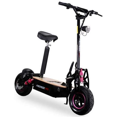 siege aut trottinette electrique 1600 watt 48 volts