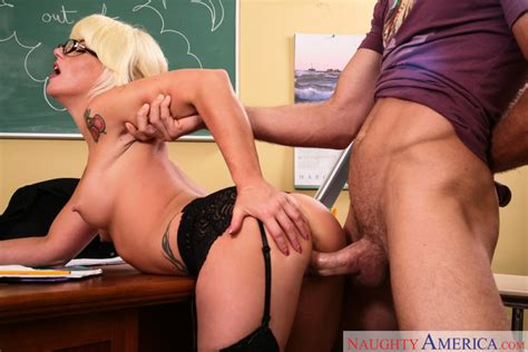 Mrs Storm In My First Sex Teacher Naughty America