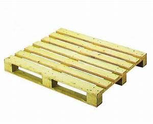 Palette Bois Gratuite : palette bois standard ~ Melissatoandfro.com Idées de Décoration