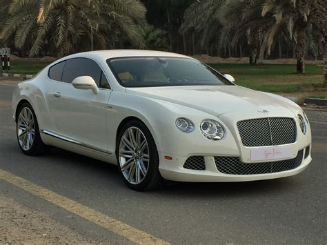 bentley coupe 2013 bentley continental gt speed in united arab emirates