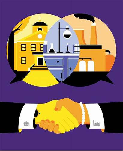Industry Academia Partnership India Academic Clipart Need