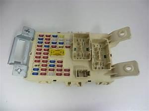 Kia Picanto Fuse Box
