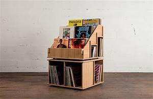 Schallplatten Regal Ikea : hi phile record cabinet das plattenregal zum zusammenstecken unhyped ~ Markanthonyermac.com Haus und Dekorationen