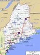 maine state - Google Search | state Maps i've been too ...