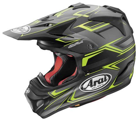 arai helmets motocross arai vx pro 4 sly helmet 20 147 99 off revzilla