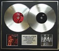 MAROON 5/Double Platinum Disc Record Display Ltd Edition ...