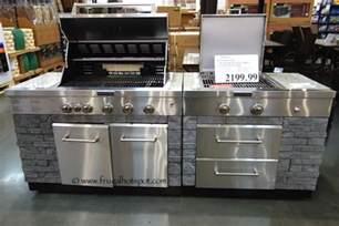 Kitchen Island Grill Costco Deal Kitchenaid 7 Burner Island Grill Frugal Hotspot
