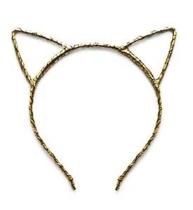 cat headband shimmer cat ears headband meowingtons