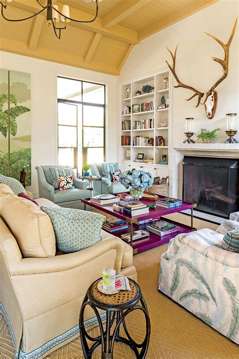 Decorating Ideas Living Room by 106 Living Room Decorating Ideas Southern Living
