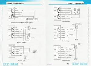 Car Alarm Installation Wiring Diagrams
