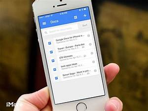 Google docs for iphone and ipad review it39s just as bad for Google documents on iphone