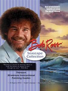 BOB ROSS THE JOY OF PAINTING SEASCAPE COLLECTION New 3 DVD ...