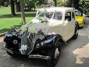 Citroen Roissy En Brie : location citro n traction 7 c de 1935 pour mariage seine et marne ~ Gottalentnigeria.com Avis de Voitures