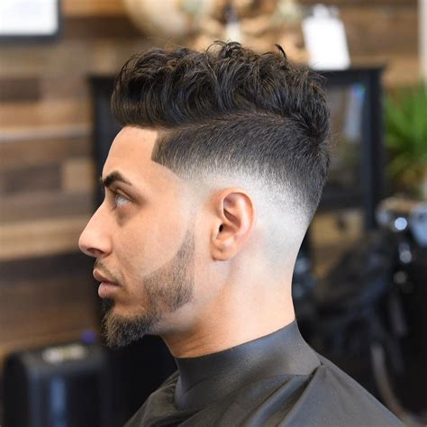 mid fade   medium fade haircuts mens