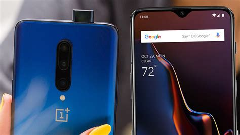 oneplus 7 pro oneplus 6t which one should you buy news opinion pcmag