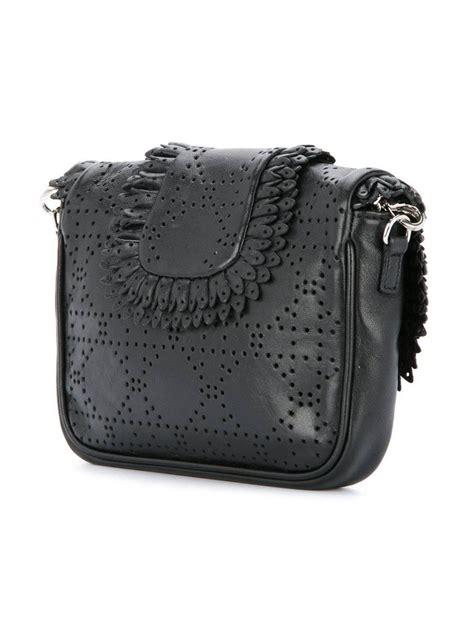 christian dior black leather silver chain evening crossbody shoulder flap bag  stdibs