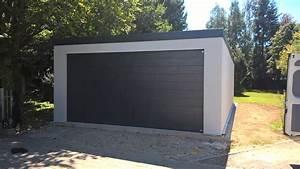 Garage Holzständerbauweise Selber Bauen : fink garage die smarte garage ~ Buech-reservation.com Haus und Dekorationen