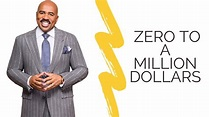 How can I be a millionaire ? | STEVE HARVEY MOTIVATIONAL ...