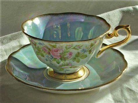 Teacups, Teapots, Coffeepots...