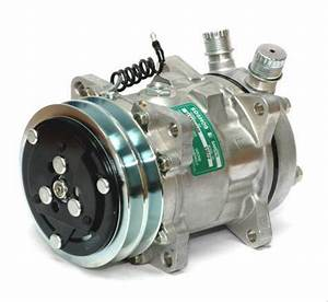 Jual Compressor Compresor Kompresor Ac Mobil Sanden Sd505    Sd 505   Sd5h9 Universal Merk   S