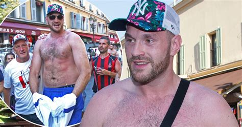 Tyson Fury buys 200 jagerbombs for England fans at Euro ...
