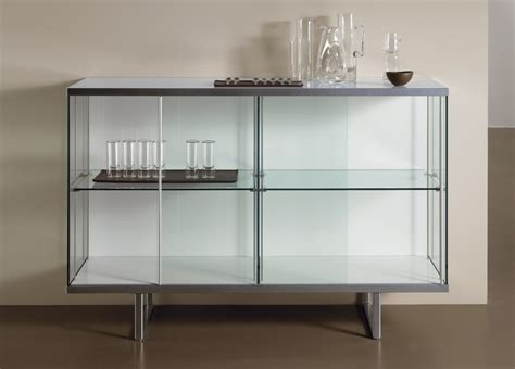 Tonelli Broadway Glass Sideboard Sideboards