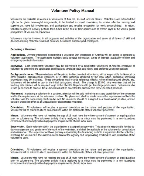 policy template word policy template 21 free word pdf documents free premium templates